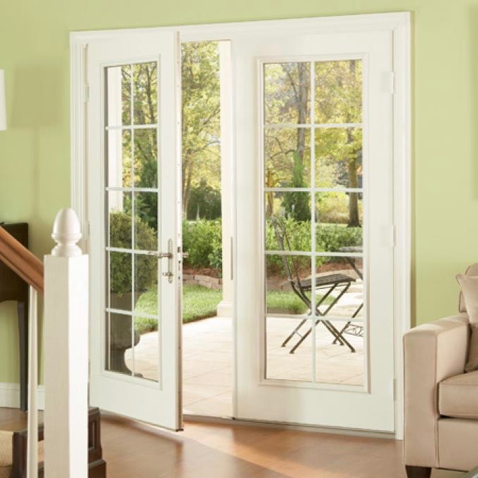 Patio doors protect your furnishings from the sun's UV rays and help lower your energy bills.