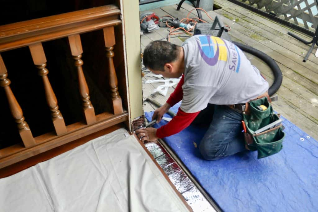 We want to make the process of installing and replacing your new windows as fast and east as possible.